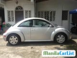 Photo Volkswagen Beetle Manual 2001