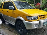 Photo Isuzu crosswind xuv 2003