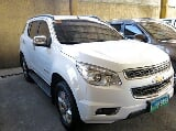 Photo 2012 Chevrolet Trailblazer