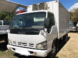 Photo Isuzu Elf Reefer Van