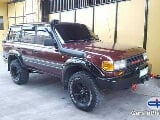 Photo Toyota Land Cruiser Automatic 2002