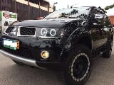 Photo VeryFresh Superloaded Mitsubishi Montero Sport...