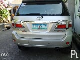 Photo Toyota Fortuner V 4x4 AT 2010