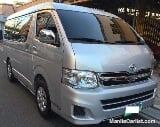 Photo Toyota Hiace Automatic 2013