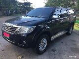 Photo 2012 Toyota Hilux G manual d4d