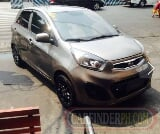 Photo Picanto kia 2013 automatic