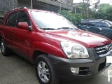 Photo Kia Sportage 2008 Year