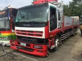 Photo Isuzu GigaMax Cargo Truck 10pe Engine Diesel...
