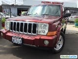 Photo Jeep Commander Automatic 2007