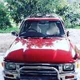 Photo Toyota Hilux Double Cab 1993
