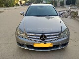 Photo Mercedes Benz C Class C200 CDI 2008