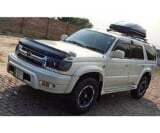 Photo Hilux surf 2000 model Perl White Colour Bumper...