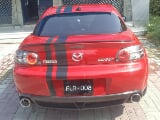 Photo Mazda RX8 1300cc red color Beatiful for sale -...