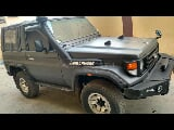 Photo Toyota Land Cruiser RKR 1988
