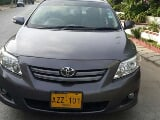 Photo Toyota corolla GLI 1.3 Petrol