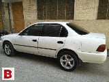 Photo Toyota corolla GL 1994