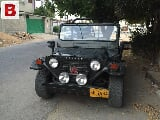 Photo M825 Jeep with Hummer H2 Original Side Mirror -...