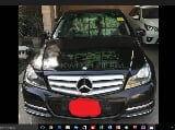 Photo Mercedes Benz C Class C180 2012