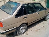 Photo Toyota sprinter 1986 reconditioned 1992 golden...
