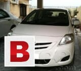 Photo Toyota belta 2007