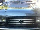 Photo Toyota land cruiser 1997 grey color for sale -...