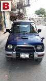 Photo Mitsubishi mini pajero
