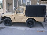 Photo Suzuki Jeep Model 1982 white color for sale -...