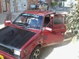 Photo Daihatsu Charade 1984 red color for sale -...
