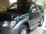 Photo Toyota Prado 1996 for Sale in Muzaffarabad