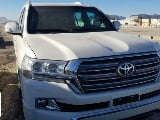 Photo Toyota Grand GXR Bullet Proof 2016