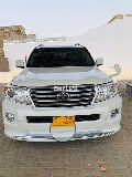 Photo Toyota Land Cruiser 2009 for Sale in Karachi
