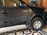 Photo Toyota hilux vigo blak color 2008 for sale -...
