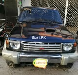 Photo Mitsubishi Pajero 1993 for Sale in Lahore