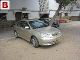 Photo My excellent altis 2006 for sale