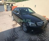 Photo Mercedes Benz C Class C180 2007 for Sale in Mardan