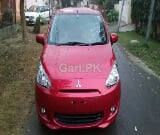 Photo Mitsubishi Mirage 1.0 M 2014 for Sale in Lahore