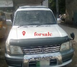 Photo Toyota Prado 1996