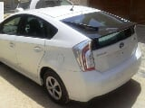 Photo Toyota Prius 2012, Pearl White S Package