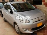 Photo Mitsubishi Mirage 1.0 G 2015 for Sale in Lahore
