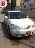 Photo Toyota corolla SE Saloon 2004