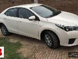 Photo Toyota Corolla Gli 2016 Available on Instalment...