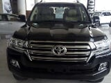 Photo Toyota Land Cruiser - 4.5L (4500 cc) Black