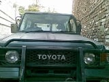 Photo Used 1987 Toyota Prado for Sale - Lahore,...
