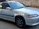 Photo Honda Civic EXi 1997 for Sale in Karachi