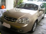 Photo Chevrolet Optra