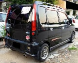 Photo Daihatsu move custom 2006 black color for sale...