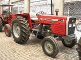 Photo Massey Ferguson 385 Tractor