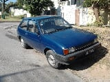 Photo Ford Fiesta 2 1985 blue color for sale -...