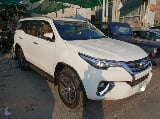 Photo Used TOYOTA Fortuner 2017