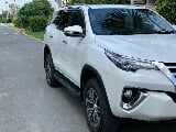 Photo Used TOYOTA Fortuner 2018
